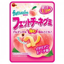 Fettuccine Gummies Peach