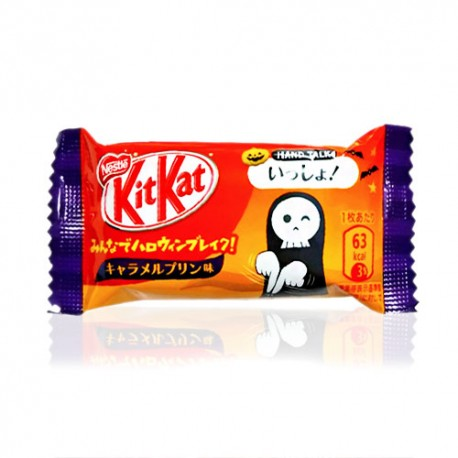 Kit Kat Mini Pudding