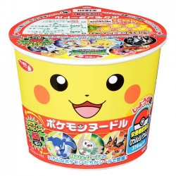Copo Noodles Instantâneo Pokémon Molho Soja