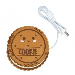 Calentador Taza USB Cookie