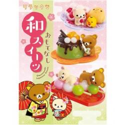 Re-Ment Rilakkuma Omotenashi Japanese Sweets