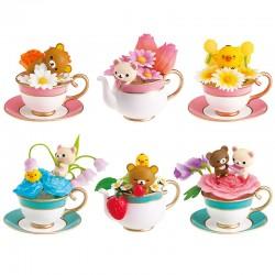 Rilakkuma Flower Tea Cup Re-Ment