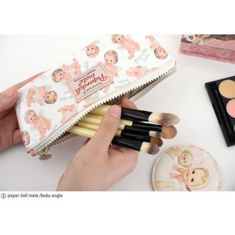 Paper Doll Mate Pen Pouch