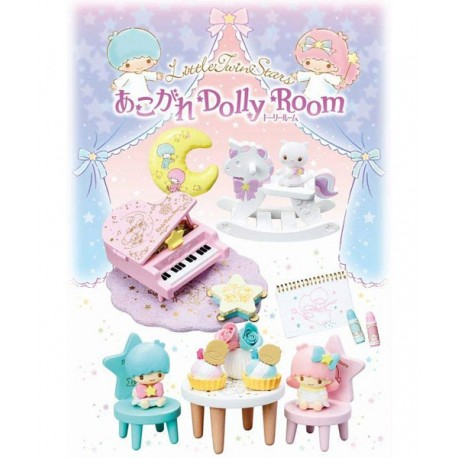 Little Twin Stars Dolly Room Re-Ment