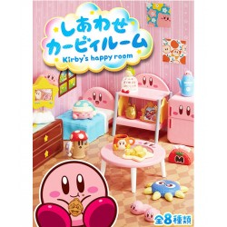 Re-Ment Kirby's Happy Room