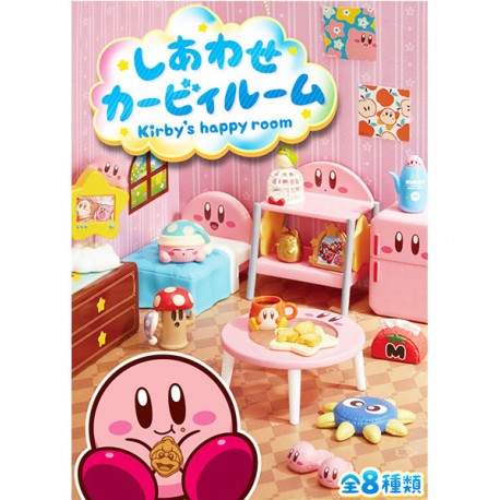 Kirby's Happy Room Re-Ment