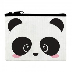 Funky Panda Coin Purse