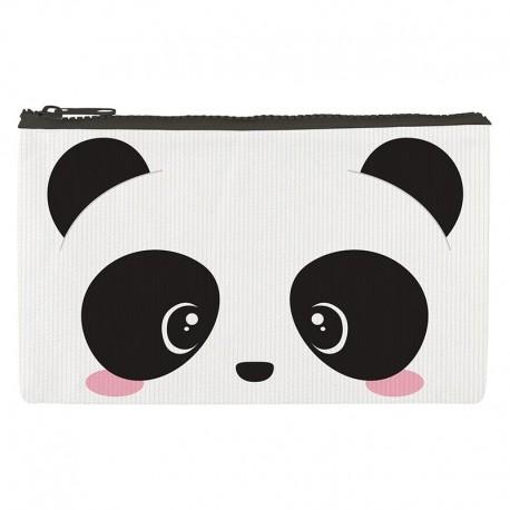 Funky Panda Cosmetic Bag