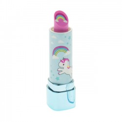 XOXO Lipstick Unicorn Eraser