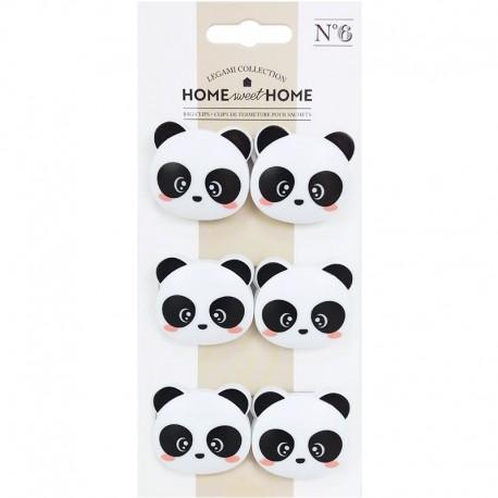 Set Molas Funky Panda