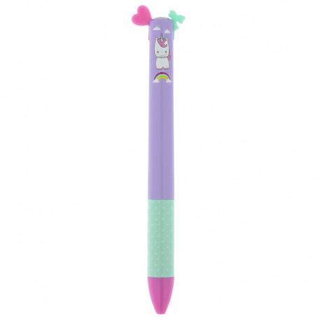 Bolígrafo Multicolor Click & Clack Dream Big