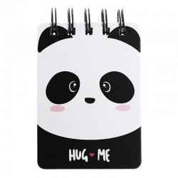 Mini Bloc Notas Hug Me Panda