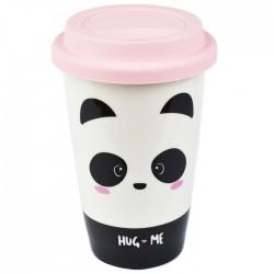 Caneca Viagem Hug Me Panda