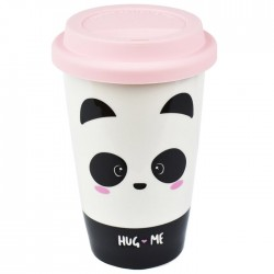 Taza Viaje Hug Me Panda
