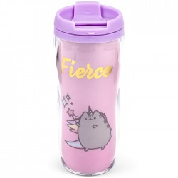 Pusheenicorn Fierce Travel Mug