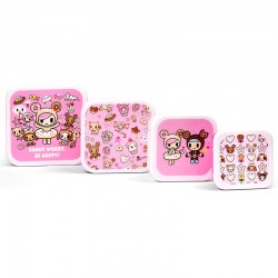 Set Cajas Snacks Donutella