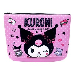 Kuromi Style Cosmetic Pouch