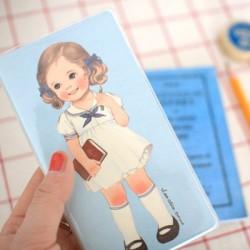 Livro Bolso Paper Doll Mate