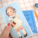 Paper Doll Mate Pocket Book