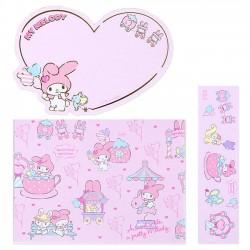 Set Cartões Memo My Melody