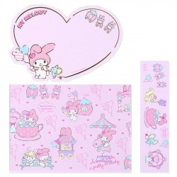 Set Tarjetas Memo My Melody