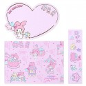 My Melody Message Cards Set