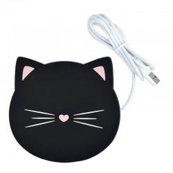 Calentador Taza USB Cat
