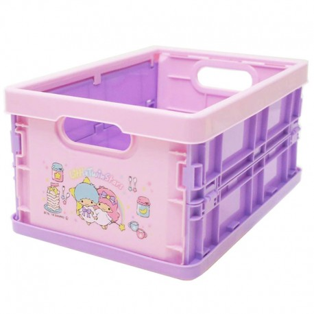 Little Twin Stars Foldable Storage Crate