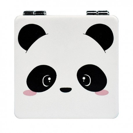 Funky Panda Pocket Size Mirror