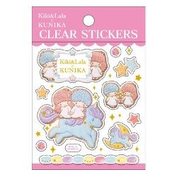 Stickers Kiki & Lala Kunika Unicorn