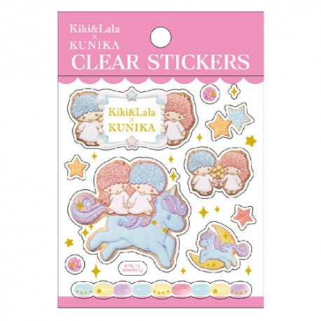 Kiki & Lala Kunika Unicorn Stickers
