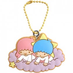 Little Twin Stars Cookie Cloud Charm