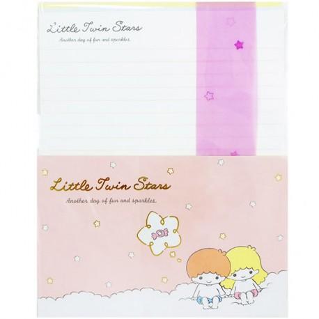 Little Twin Stars Retro Sparkles Letter Set