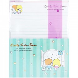 Set Cartas Little Twin Stars Retro Window