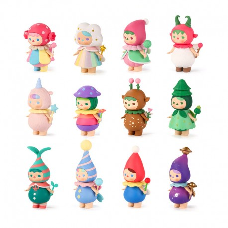 Pucky Forest Fairies Series