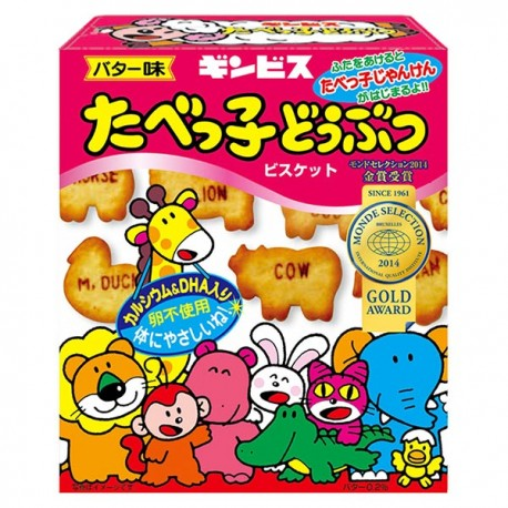 Dream Animals Biscuits Butter