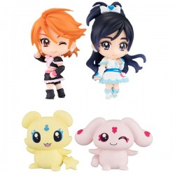 Futari Wa PreCure Mini Figure Gashapon