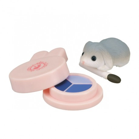 Miniaturas MakeUp Rabbit Gashapon