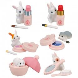 Makeup Rabbit Miniatures Gashapon