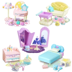 Miniaturas Luminary Tears House Furniture