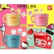 Sanrio Characters Cuproll Stickers Gashapon