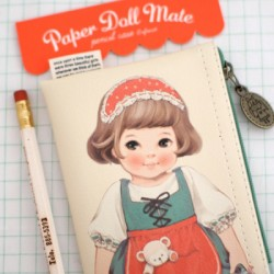 Estuche Paper Doll Mate Country