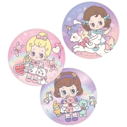Paper Doll Mate Kawaii Pocket Mirror