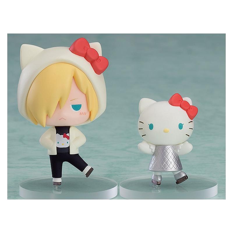 Set Mini Figuras Yuri On Ice X Sanrio Blind Box Kawaii