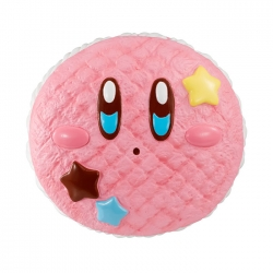 Kirby Cream Donut Squishy