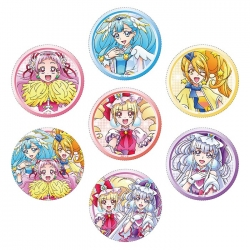 HUGtto! PreCure Chara Button Badge