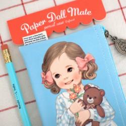 Estuche Paper Doll Mate Bows