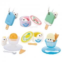 Miniaturas Ice Ham Gashapon