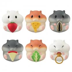 Figura Hamster Capchara Gashapon