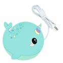 USB Mug Warmer Narwhal